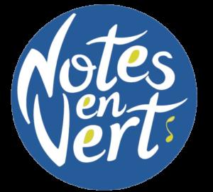 Notes en vert